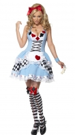 Deluxe Miss Wonderland Costume