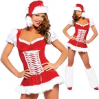 Santa's Candy Girl Costume
