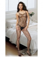 Sexy Large Fence Net Body Stockings