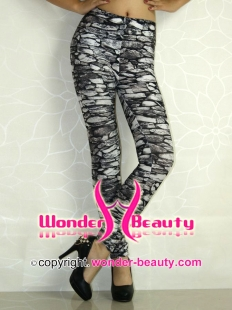 Art Printing Shaping Leggings