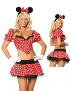 Sexy Mini Mouse Halloween Costume