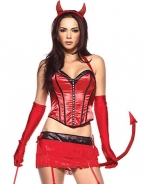 Red Hot Devil Halloween Costume