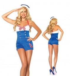 Sweetheart High Seas Cutie Costume