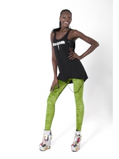 Vitality Winter Green Aphrodite Leggings