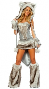 Big Bad Wolf Costume