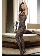 Web Print Bodystocking