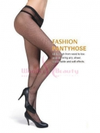 Lycra Fishnet Pantyhose With Enforce Sole