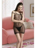 Black Mini Body stocking