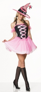 Pink Good Witch Costume