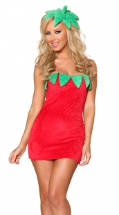 Watermelon Red Sexy Costume