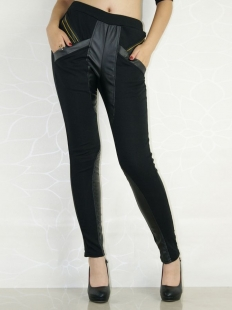 Pocket with zipper Winter Leggings