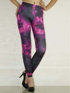 Romantic Evening Glow Leggings