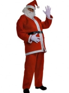 Kindly Santa Clause Costume