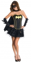 Sexy Woman Batman Superhero Halloween