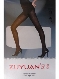 Diamond-shaped Pantyhose