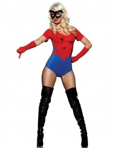 Spider Wonder Women Costume