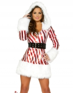 Candy Stripe Christmas Costume