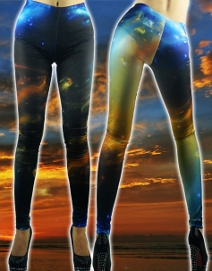 Afterglow Cloud Leggings
