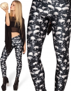 Skull Of Death Leggings