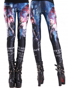 X-Men Origins Wolverine Leggings