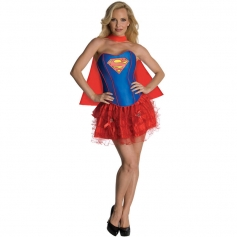 Classic Movie Role Super Heroine Costume