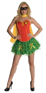 Fashion Movie Role Super Heroine Costume