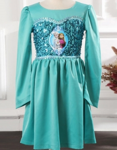 Children Elsa Costume Sale by Five Sizes