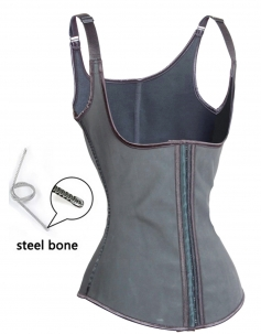 Body-Shaping Boning Vest Corset