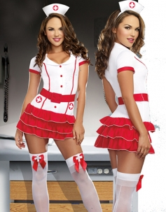 Hospital Hottie Nurse Costume