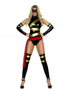Miss Marvelous Superhero Costume