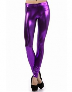 Sparkling Purple Leggings